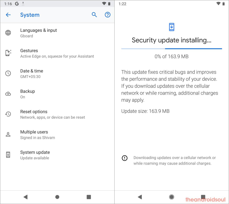 Google-Pixel-3a-update-guide