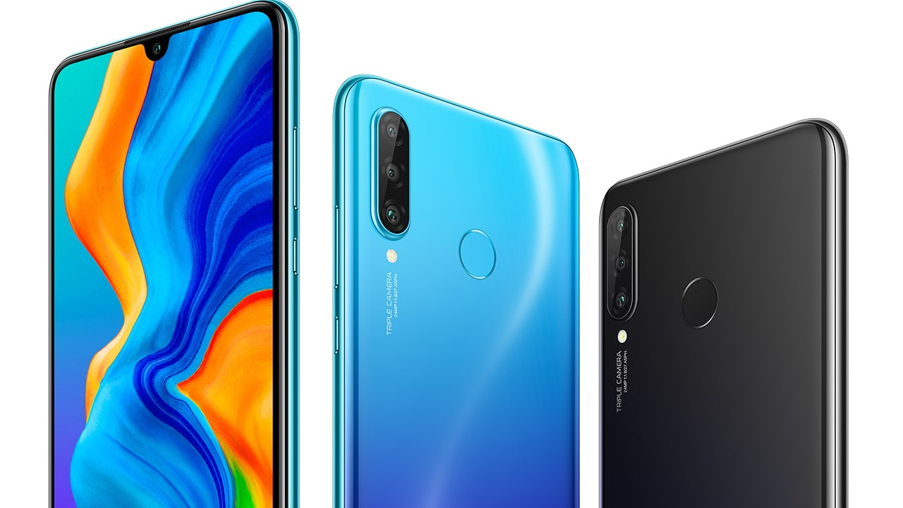 Huawei P30 Lite update