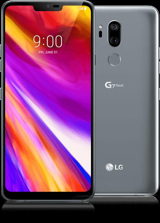 LG G7 ThinQ March Sprint update