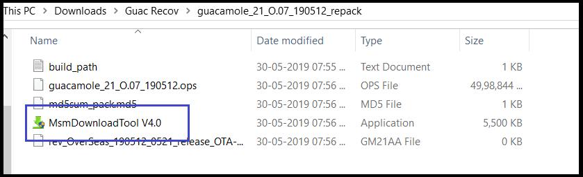 Msm Download Tool Download