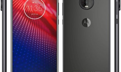 Moto Z4 Force price and specs leaked