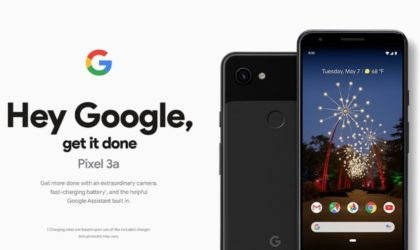 Pixel 3a XL and Pixel 3a leak out nearly completely!