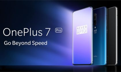 OnePlus 7 Pro unveiled with a 90Hz QHD+ AMOLED screen and retractable camera, price starts at $669