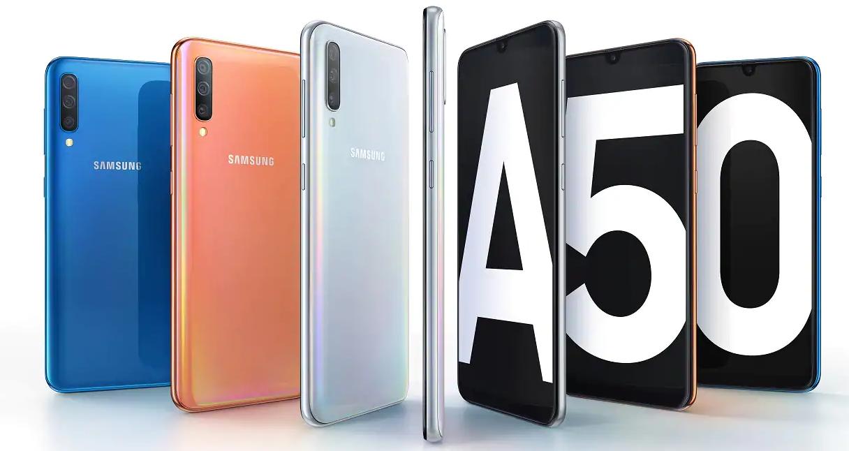 Samsung Galaxy A50-1