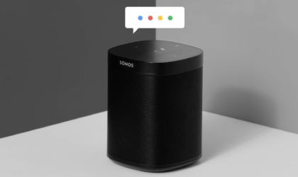 Google Assistant arrives on Sonos One and Beam next week