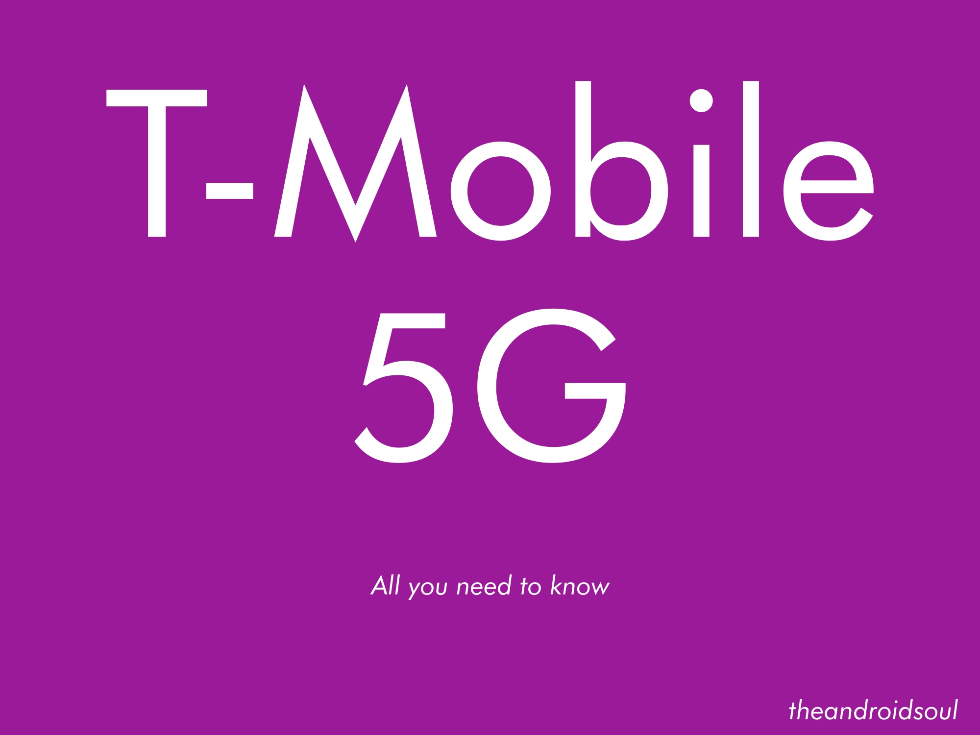 T-Mobile 5G AIO