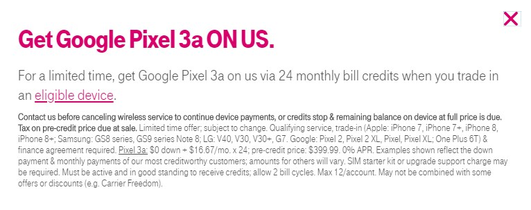 T-Mobile-Pixel-3a-deals