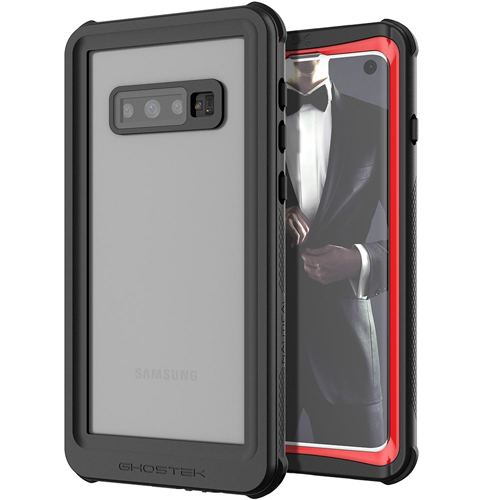 samsung-galaxy-s10-waterproof-case-cover-heavy-duty-shockproof-military-grade-ghostek-nautical-series-red_5_