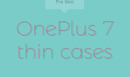 Best ultra thin cases for OnePlus 7 Pro