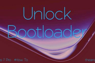unlock bootloader on OnePlus 7 Pro