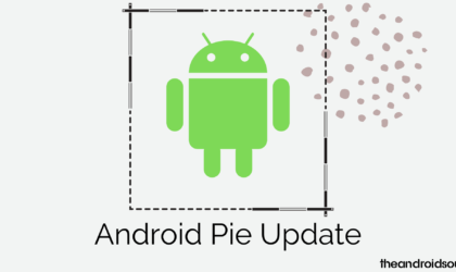 AT&T LG V40 ThinQ gets Android Pie update