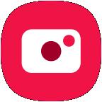 Galaxy S10 camera app icon