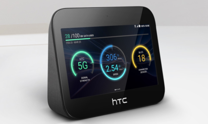 Sprint's HTC 5G Hub gets first software update with system enhancements and bug fixes