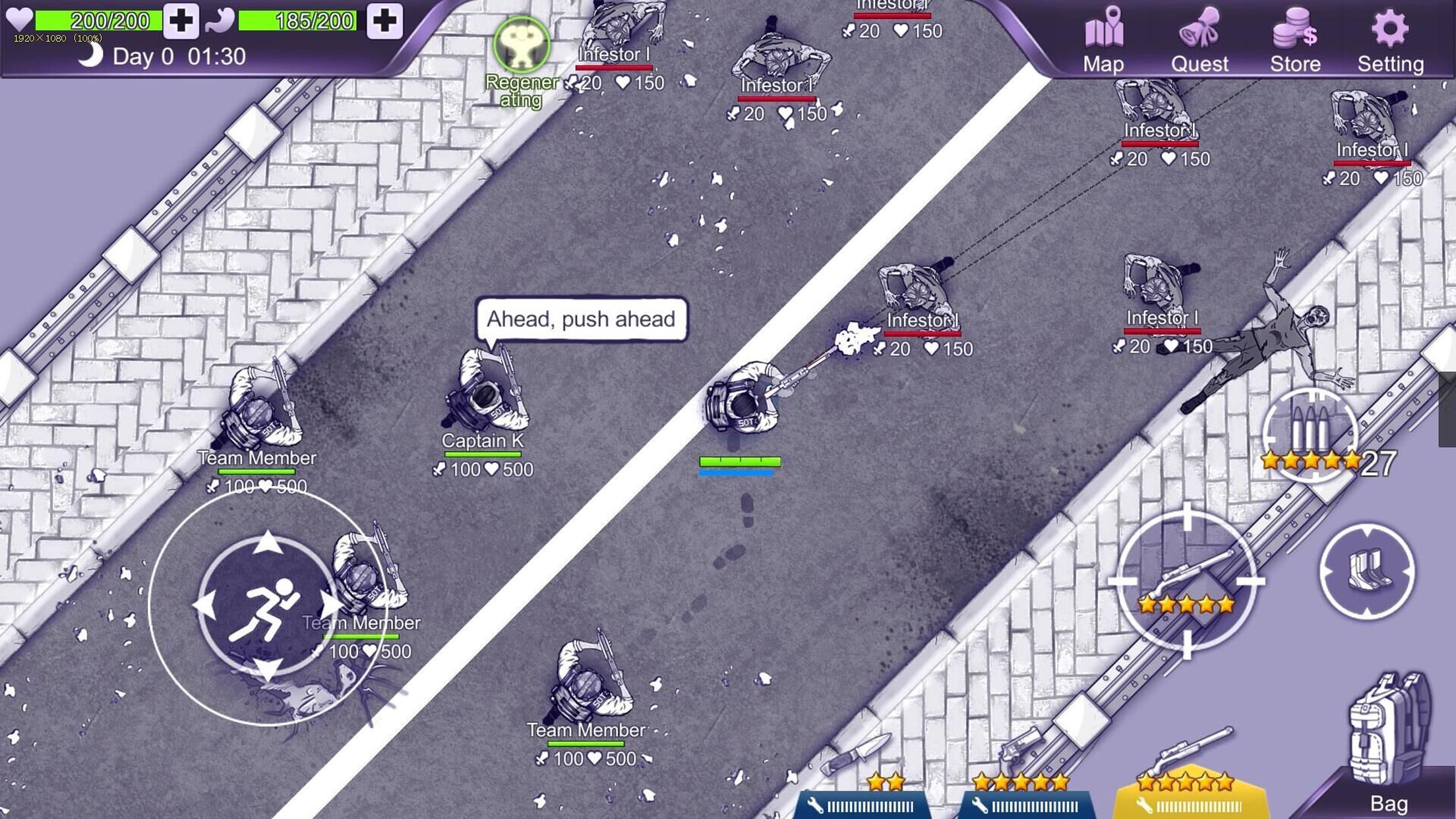 Hidden Gems Ares Virus Titler
