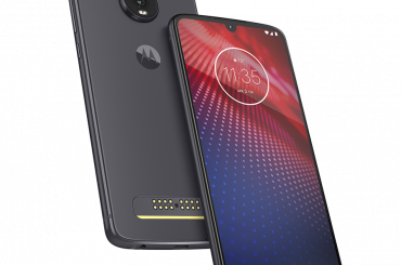 Moto Z4 May update