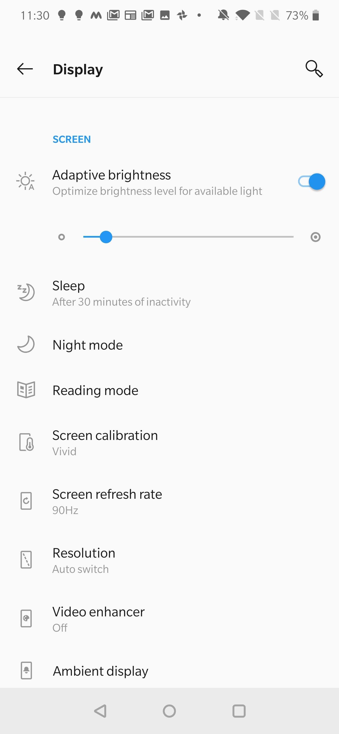fix battery problem after update 04