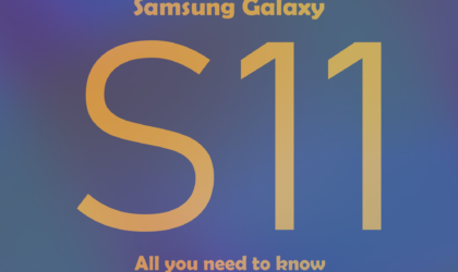 Samsung Galaxy S11: All you need to know