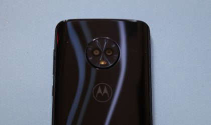 Verizon Moto G6 Android Pie update rolling out, finally!