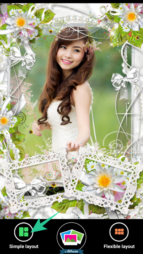 add photo frame to images 01