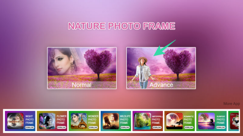 add photo frames to images 17