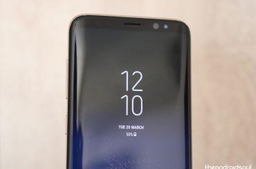 AT&T Galaxy S8