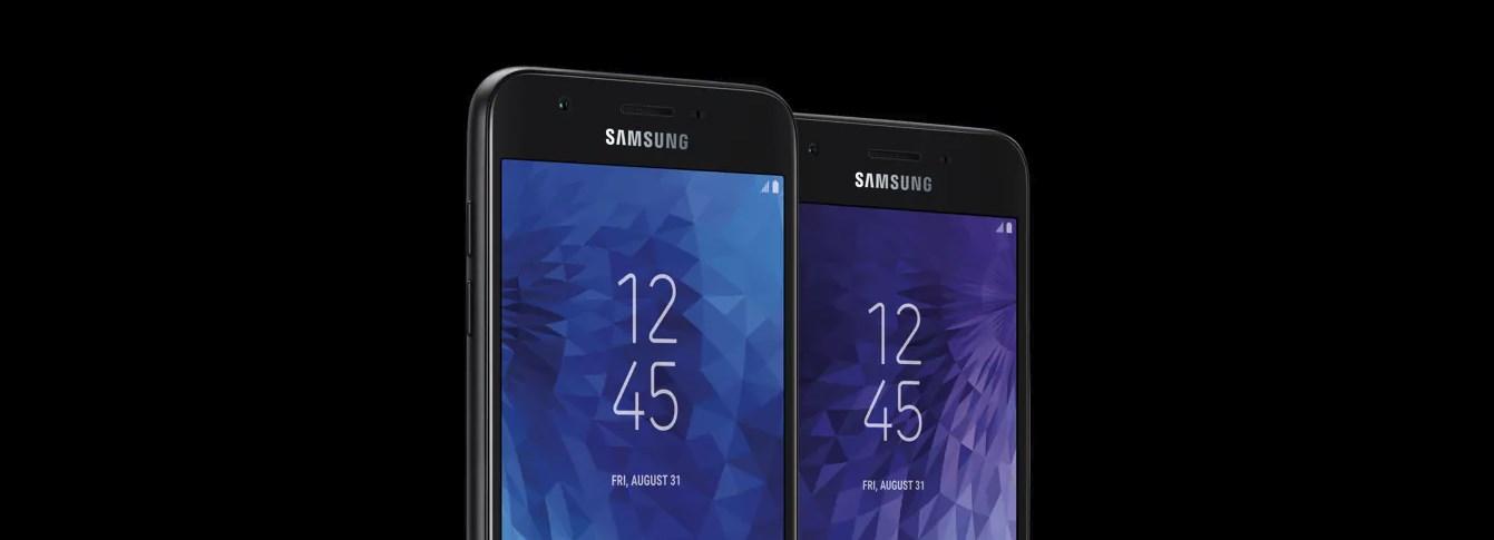 Galaxy J3 Aura Android Pie