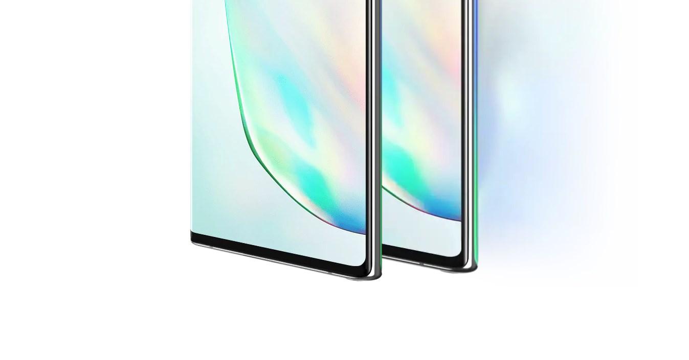 Galaxy Note 10 smartphone