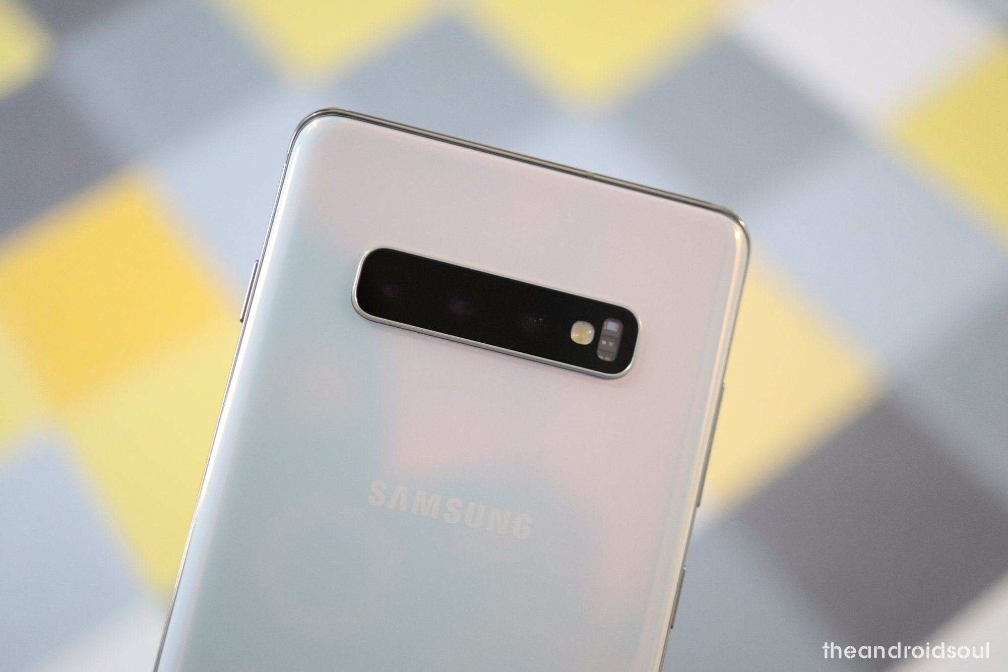 Galaxy S10 Android 10 update