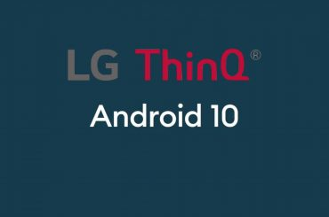 LG Android 10 update