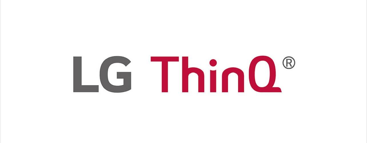LG ThinQ Logo Image