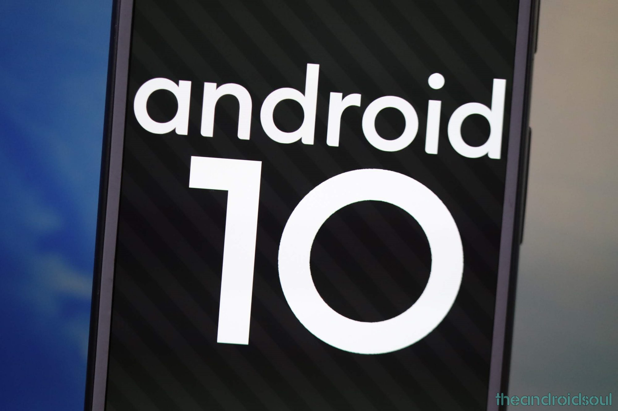 Android 10 boot loop fix