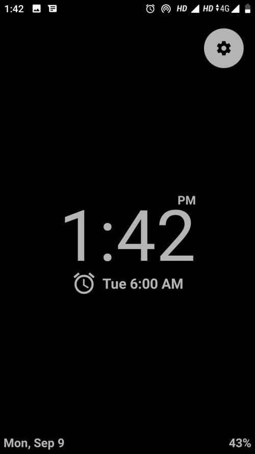 Best night clock apps 04