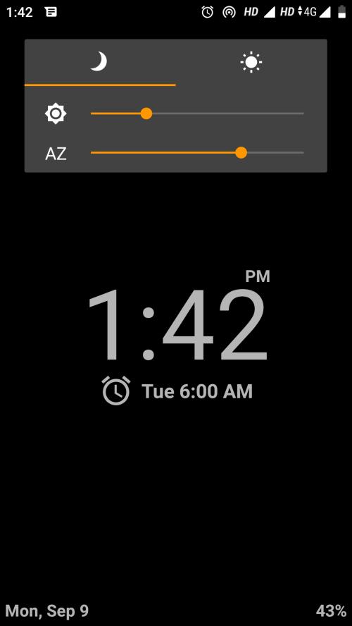 Best night clock apps 05