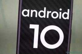 LG Android 10 release date soon