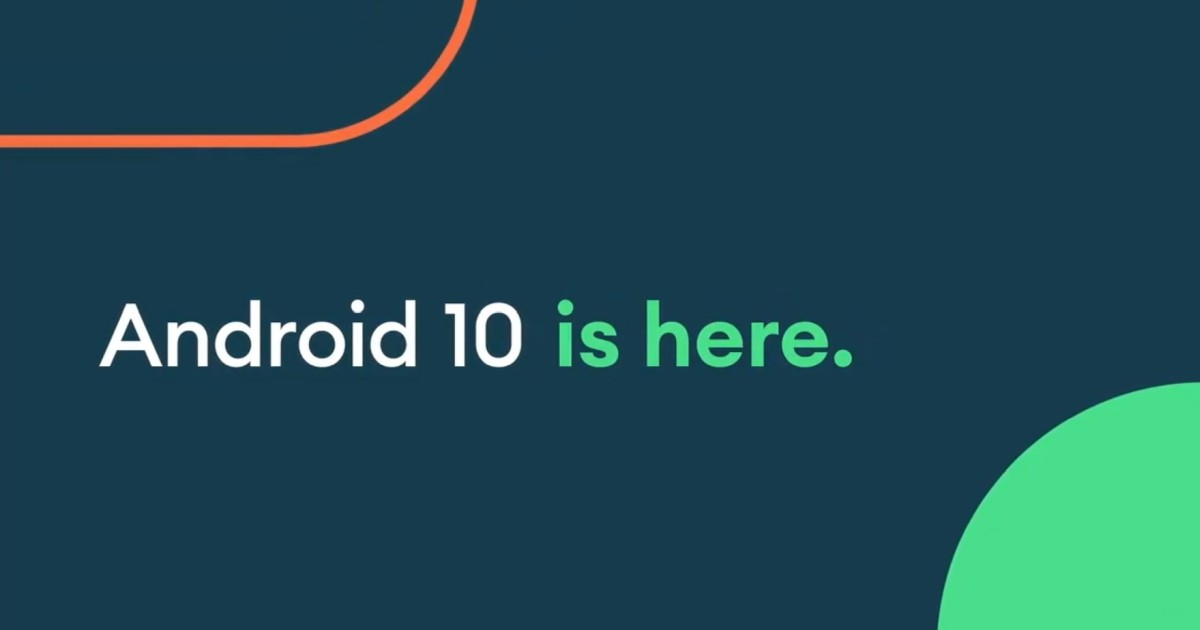 Motorola Android 10