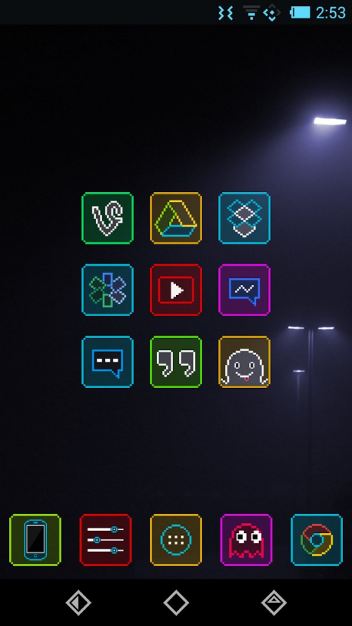 Square icon pack 39