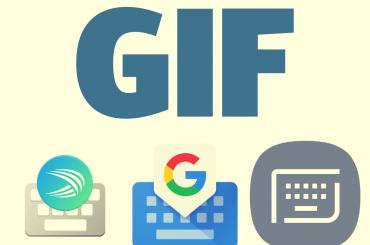 Create GIF in Keyboard