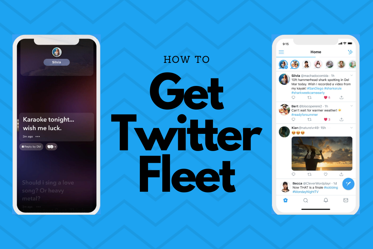 How to get Twitter stories aka Fleets