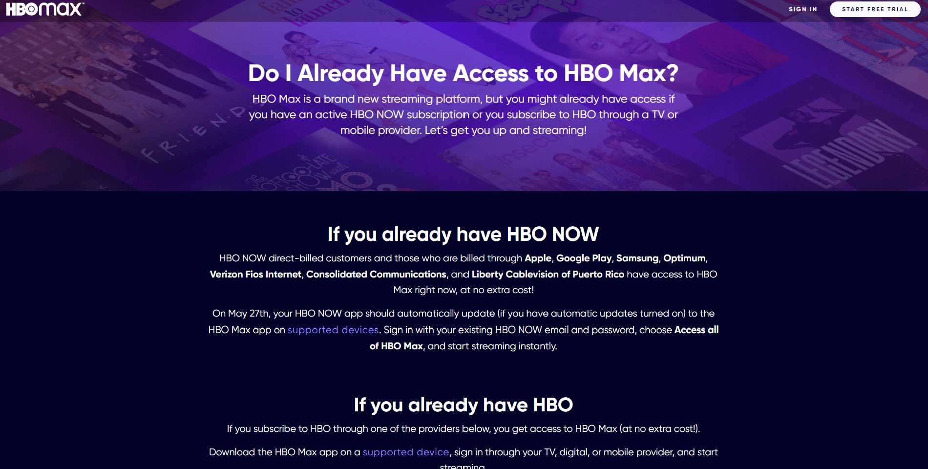 How To Know If You Have Hbo Max