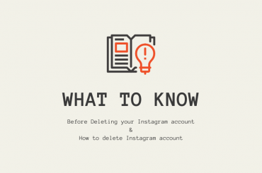 What to know before deleting Instagram