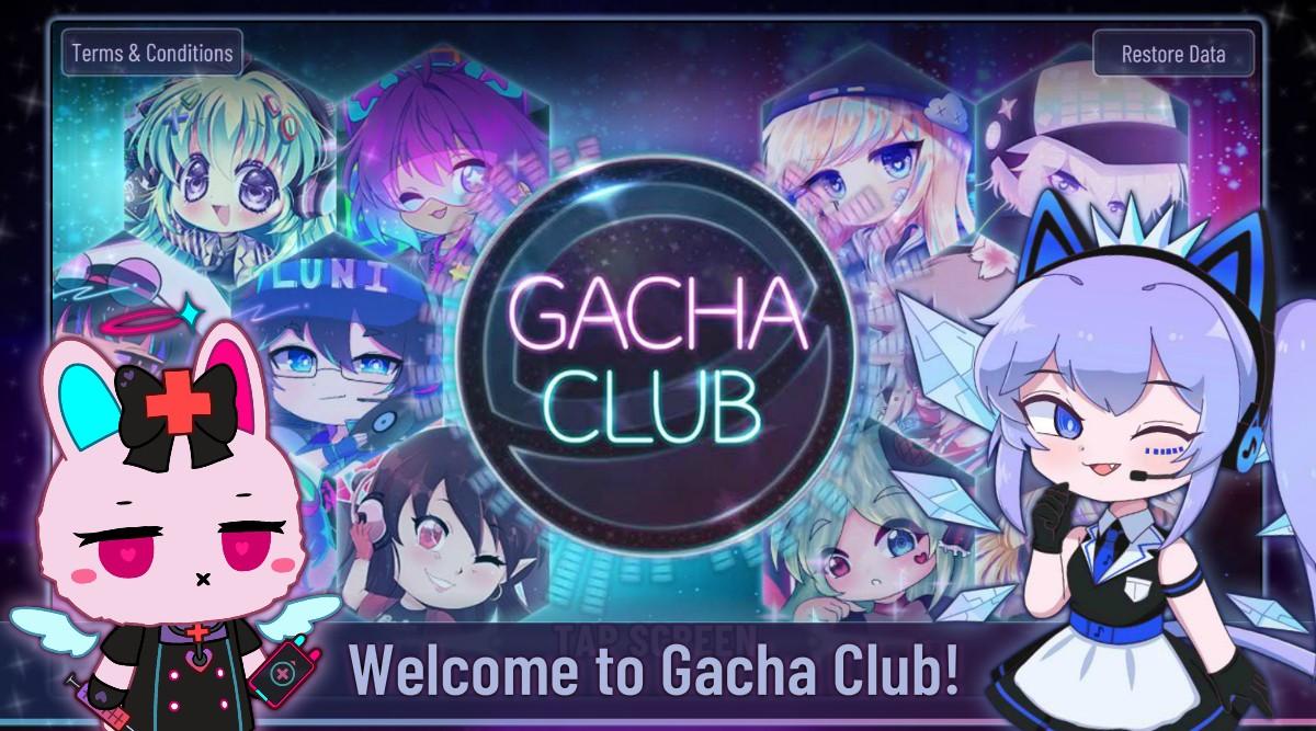 Gacha Club Game