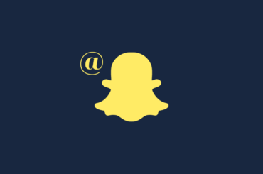 Snapchat mention