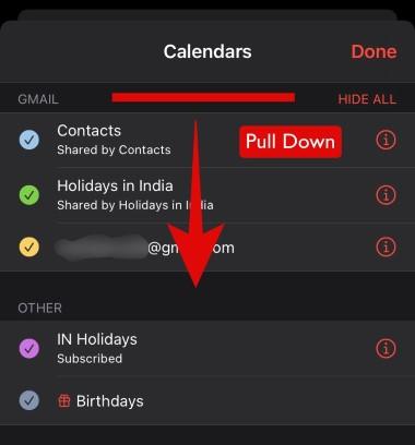 ios 14 google calendar widget