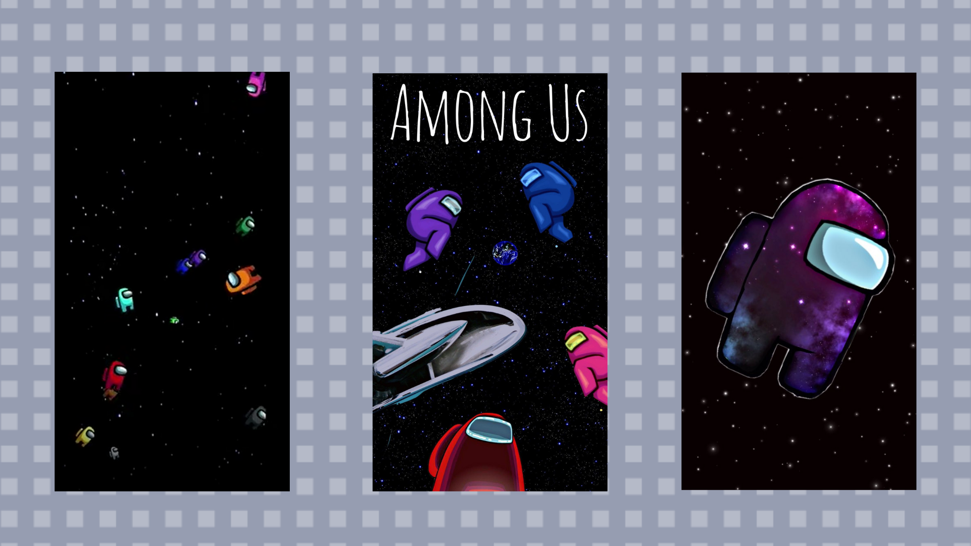15 Cool Among Us Space Background Images Download