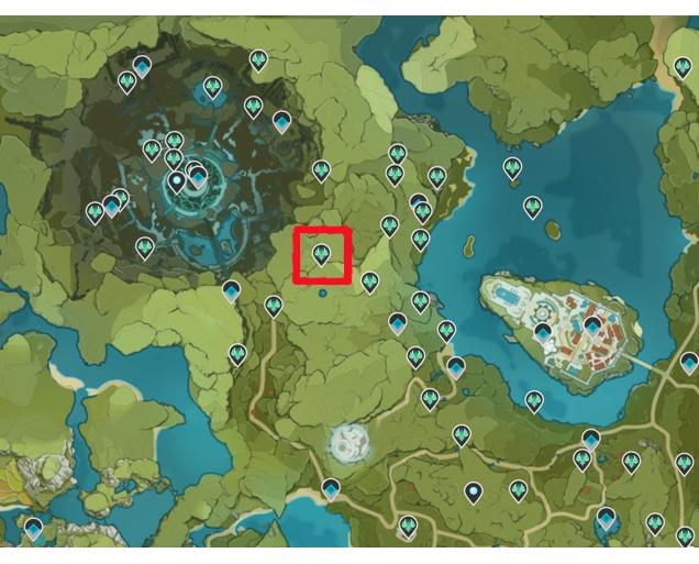 Anemoculous Locations Genshin Impact 46