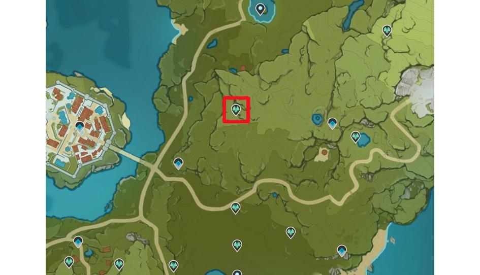 Anemoculous Locations Genshin Impact 26