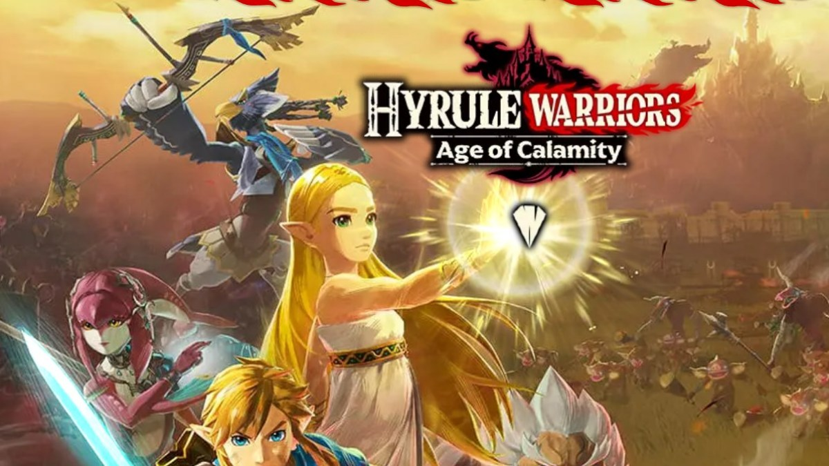 How To Play Hyrule Warriors Age Of Calamity In Split Screen And Multiplayer Mode